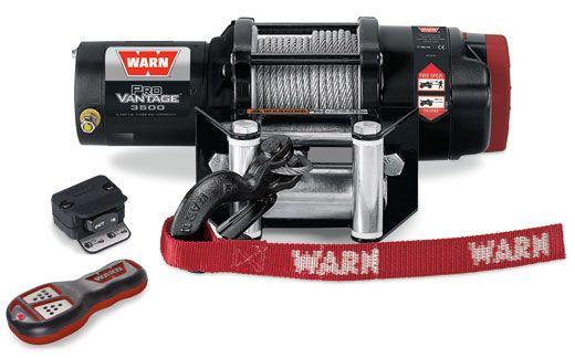 Guincho Warn ProVantage 2500