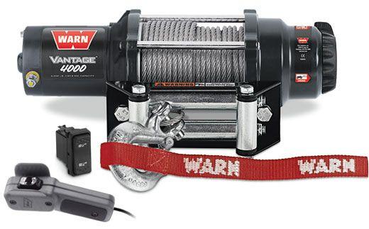 Guincho Warn Vantage 4000