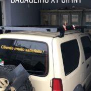 Bagageiro TT Mod. XT Suzuki Jimny