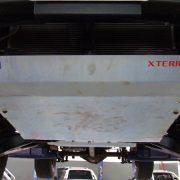 Peito de Aço Nissan Xterra