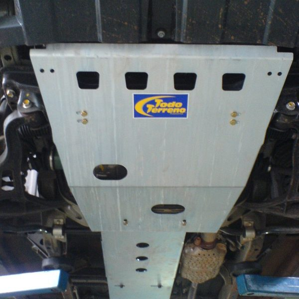 Protetor de Caixa GM Tracker / Suzuki Grand Vitara