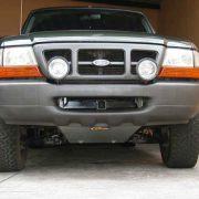 Ponto de Ancoragem dianteiro Ford Ranger 98 a 02