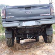 Protetor de Diferencial Traseiro Ford Ranger 03 a 12