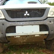 Peito de Aço Mitsubishi L200 Nova Savana