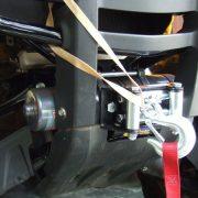 Suporte de Guincho Warn ATV Honda Fourtrax