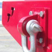 Para-Choque tras.Troller T4 02 a 13