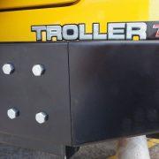 Para-Choque Mod.PR tras.Troller T4 02 a 13