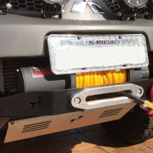 Suporte de Guincho Interno Mitsubishi L200 Triton – Dakar