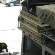 Bagageiro EXPEDITION Land Rover Defender 110 Camel96