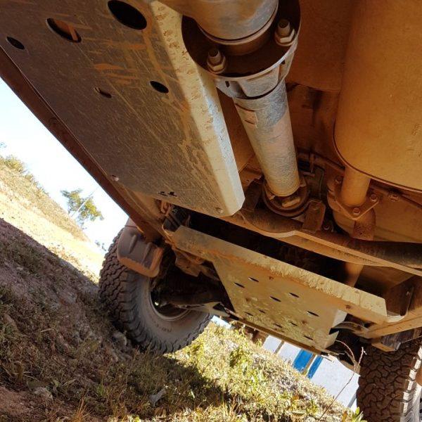 Protetor de Tanque L200 Triton 2014 em diante