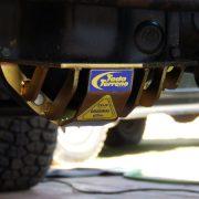 Protetor de Diferencial Dianteiro Troller T4
