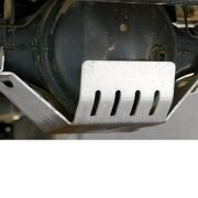 Protetor de Diferencial Traseiro LR Defender 110/130