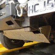 Peito de Aço Land Rover Defender