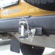 Suporte-Reboque Pino traseiro LR Discovery 1