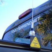 Suporte de Rádio PY Icon 2200 Ford Ranger