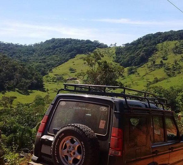Bagageiro G4 Land Rover Discovery 2