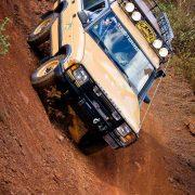 Bagageiro Camel96 Land Rover Discovery 1
