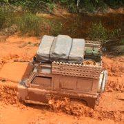 Sand Tracks Sand – Ladder – Prancha de Desatolagem DT