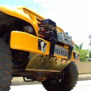 Reboque Manilha Mod.T4 Militar 4,25 ton