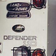 Protetor Lanterna Tras.Redonda LR Defender Mod.Camel
