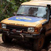 Suporte de Guincho HuskH8 LR Discovery1