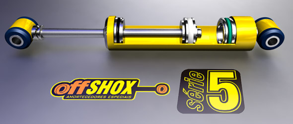Amortecedor OffShox FX5